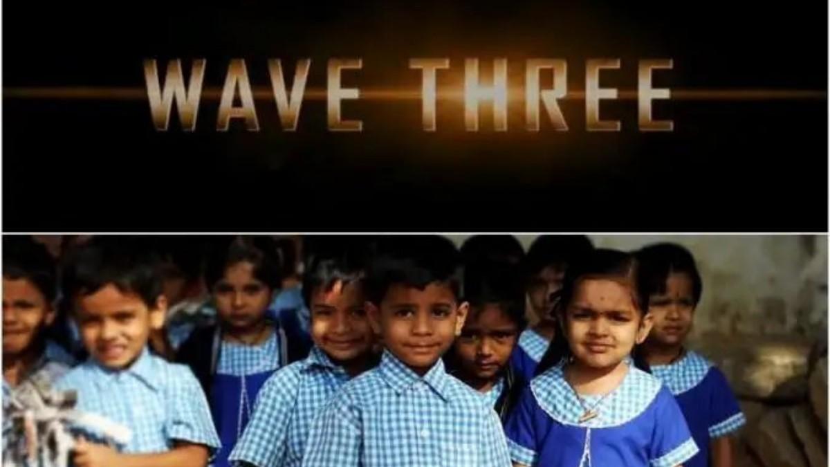 COVID-19 third wave